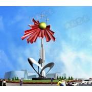不锈钢雕塑@弥勒艺术不锈钢雕塑造型生产厂家