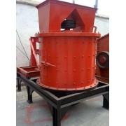 湖北立轴式制砂机具有广泛性使用优势