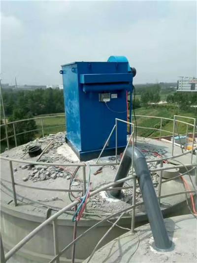 安徽滁州36袋脉冲布袋除尘器生产厂家直销