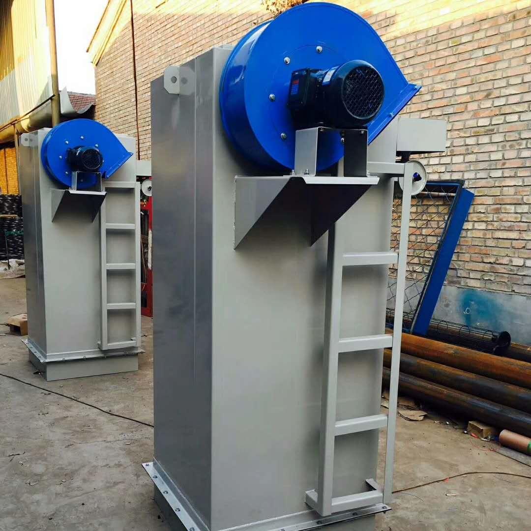 江苏无锡16袋脉冲布袋除尘器适用于150吨罐