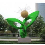 不锈钢雕塑@长春德惠艺术不锈钢雕塑造型生产厂家