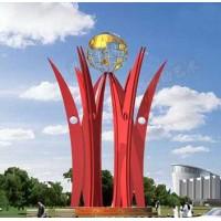 白钢雕塑@磐石艺术不锈钢雕塑造型生产厂家