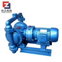DBY不锈钢电动隔膜自吸泵