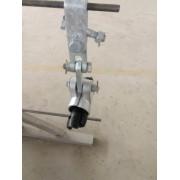 供应全国OPGW/架空绝缘导线小档距无绞丝切线线夹