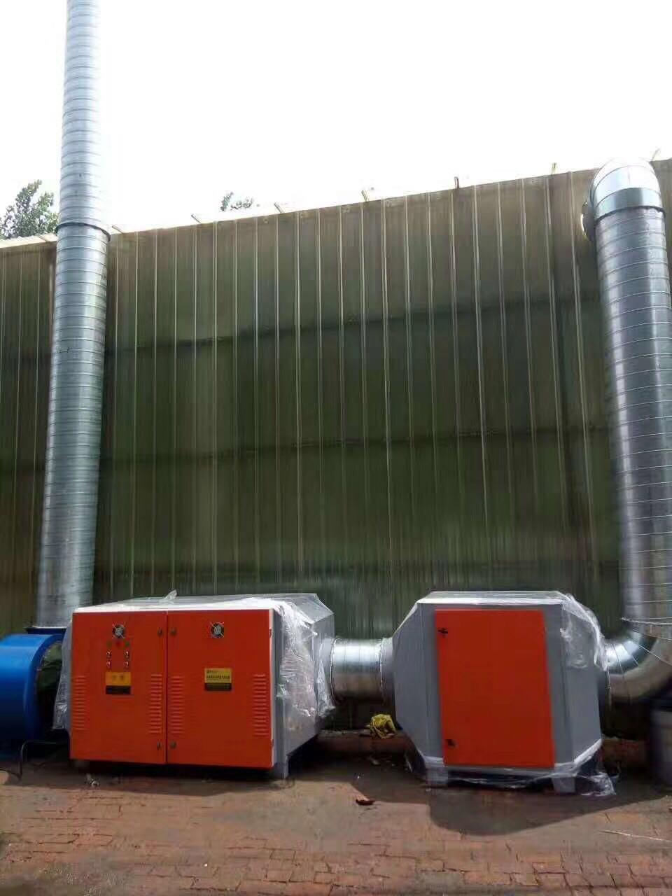 江苏苏州专业承接各类废气处理环保设备