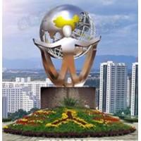柳州园林景观雕塑A柳州鹿寨不锈钢雕塑