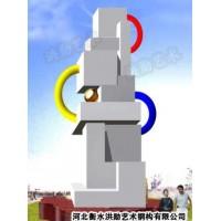 南宁园林景观雕塑A南宁横县不锈钢雕塑