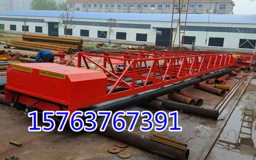 219型加粗滚筒式水泥路面平整机 重型混凝土铺路机 筑路机
