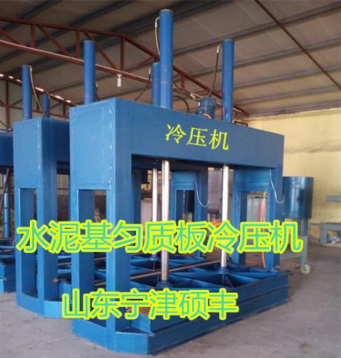 防水性好稳定性高耐久性匀质板设备山东硕丰现货供应
