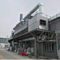 催化燃烧废气处理设备一体化解决方案 河北生产商