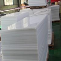 揭阳供应耐磨超高分子量聚乙烯板材 耐腐蚀HDPE板 支持定做