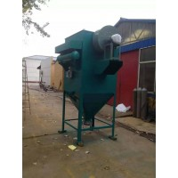 锅炉厂脉冲单机布袋收尘器/锅炉袋式收尘器