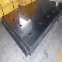 三门峡供应 耐磨阻燃卸煤沟衬板 不沾料抗冲击 支持打孔安装
