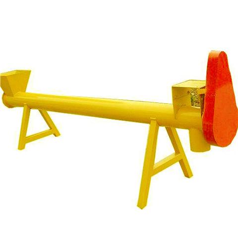 管式粮食螺旋输送机 倾斜式自动上料机厂家定制