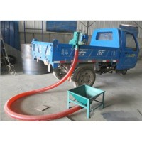 供应车载软管粮食专用吸粮机 电动玉米车载吸粮机