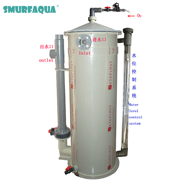 渔悦 纯氧溶氧器 零能耗高纯氧利用率 PO700