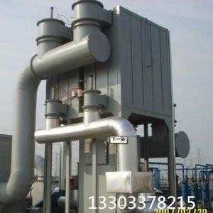 催化燃烧一体机的使用说明,铭慧环保生产除尘设备