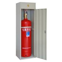 预置式柜式七氟丙烷自动灭火装置消防器材灭火系统
