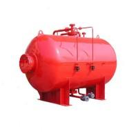 1吨-10吨立式卧式泡沫罐自动式泡沫灭火系统