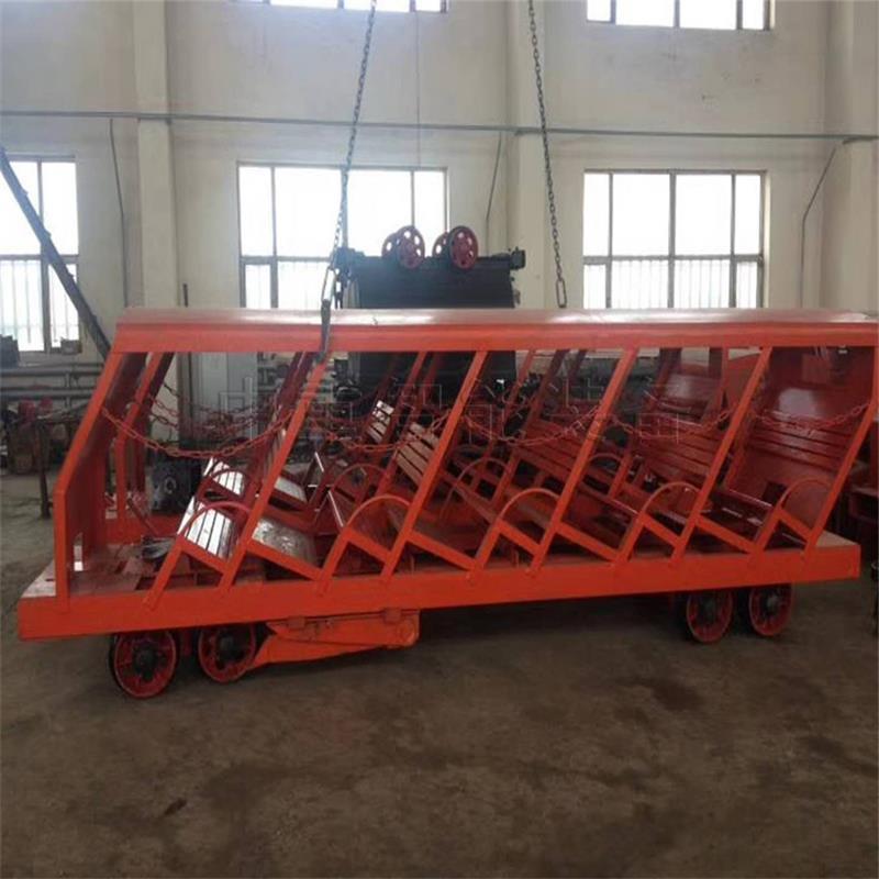XRB15型斜井人车规格 矿用斜井人车 抱轨式斜井人车