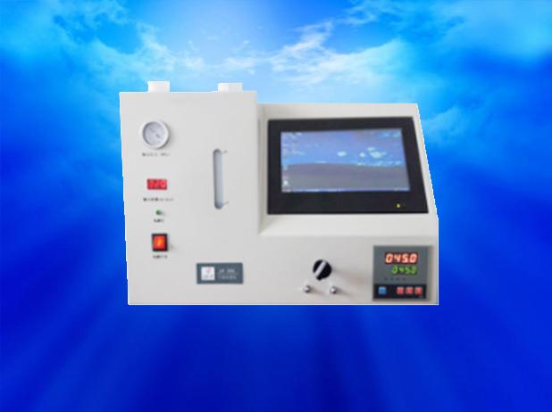 供应行业专用天然气热值分析仪