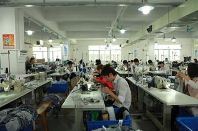 上海小批量服装加工厂从事服装小单代加工