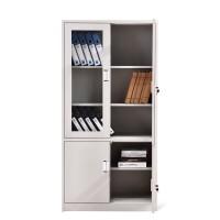 厂家定制铁皮大器械文件柜会计财务储物柜资料柜钢制档案柜