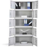 厂家直销分五节多节可拆分文件储物柜钢制档案柜资料柜