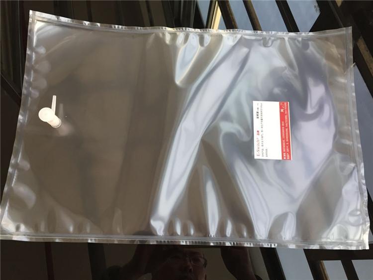 泰德拉气体采样袋 聚氟乙烯膜配四氟阀,耐酸碱抗腐蚀