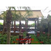 厂家直销生态餐厅温室大棚 玻璃温室生态餐厅 质优价廉