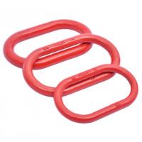 起重吊环 锻造强力环 高强度吊环2.2T-80T
