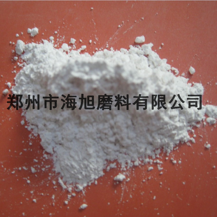 耐磨涂料耐磨胶粘剂等生产用白刚玉耐磨粉