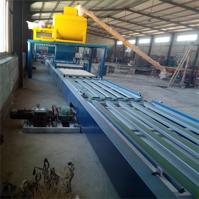 玻镁板设备选山东硕丰生产厂家价格优惠售后完善