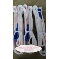 大吨位吊装带-白色起重吊装带-加强型吊装带