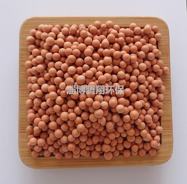 远红外球/插花盆栽用远红外陶粒/腾翔释放远红外功能的陶瓷滤料