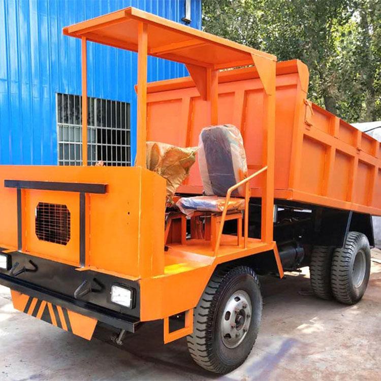 4吨四不像车厂家,矿山挖矿常用,四不像车厂家