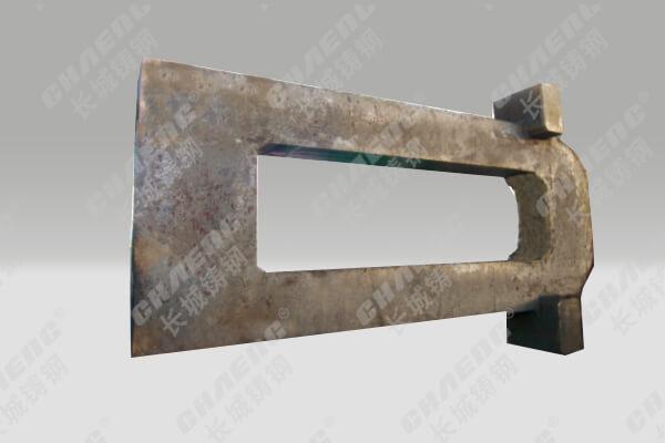轧机牌坊加工厂供应铸钢材质铸钢件
