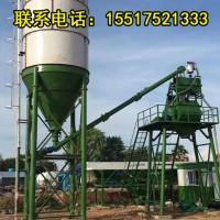 如何选择HZS25型混凝土搅拌站生产厂家