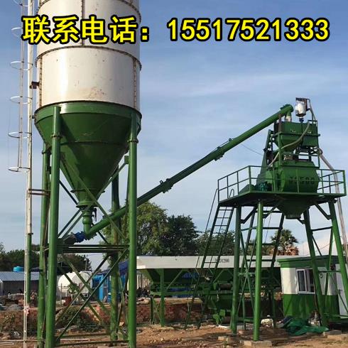 郑州航建重工供应物美价廉的HZS25型混凝土搅拌站