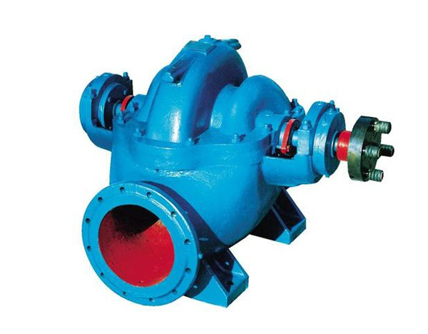 水泵的安装方法