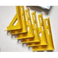 天然气管道固定支架厂家镀锌三角固定支架