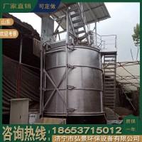 60立方鸡粪发酵罐价格、发酵一吨电费介绍