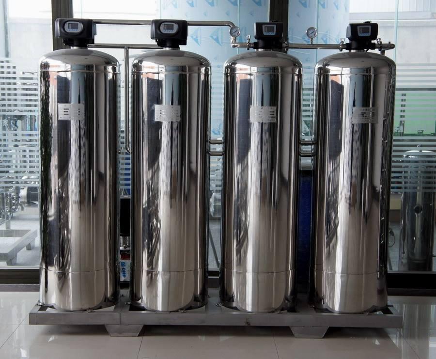 珠海市越嘉水处理设备有限公司高纯水制取设备产销