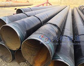 忻州三层聚乙烯防腐钢管欣欣向荣