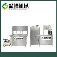 三门峡多功能豆腐机生产视频盛隆卤水豆腐机厂家