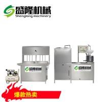 商丘智能豆腐机厂家直销盛隆个体商用豆腐机便宜好用