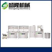 信阳创业型豆腐机厂家盛隆不锈钢高效率豆腐机