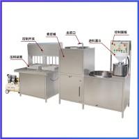 周口多功能豆腐机的价格及图片盛隆卤水豆腐机厂家