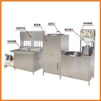 秦皇岛智能豆腐机制造厂家盛隆小型家用豆腐机报价