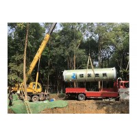 宁夏一体化提升泵站,一体化预制泵站批发,销售